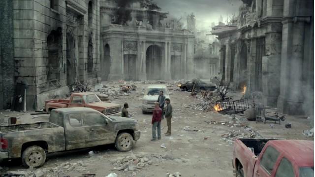 Chevrolet Silverado '2012' ad for Super Bowl XLVI