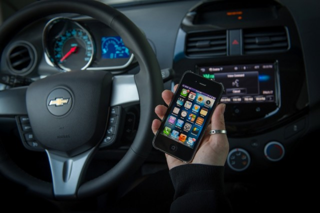 Chevrolet Spark & Sonic models add Apple's voice-activated Siri software to MyLink
