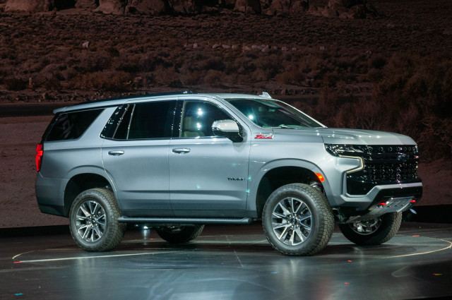Larger 2021 Chevy Tahoe comes with larger, $50,295 starting price