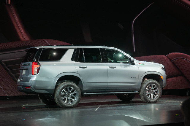 2021 Chevy Tahoe pricing, Lexus debuts self-driving system, NYC to go EV: What's New @ The Car Connection