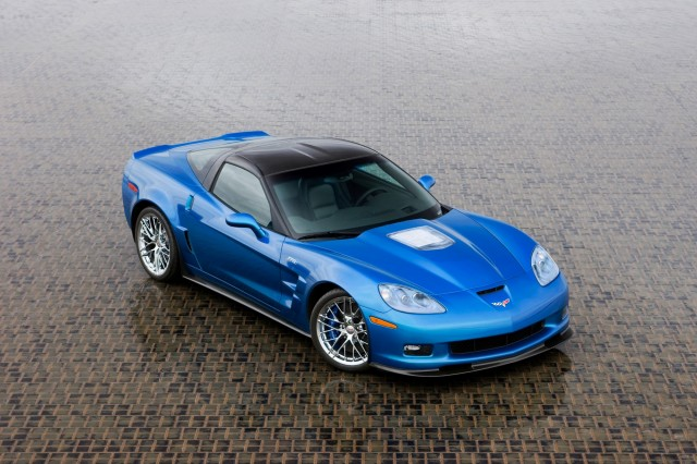 Chevrolet to oversee restoration of sinkhole-damaged historic Corvettes