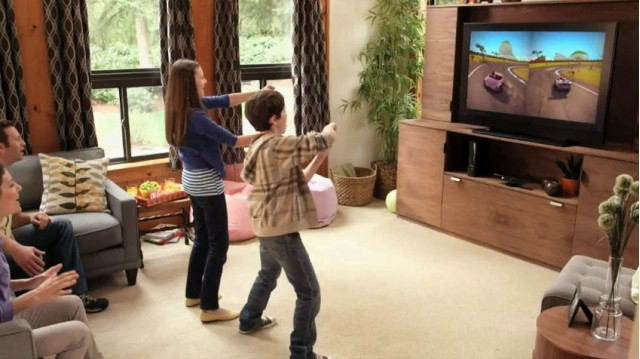 Chevrolet Volt to be featured on Xbox Kinect