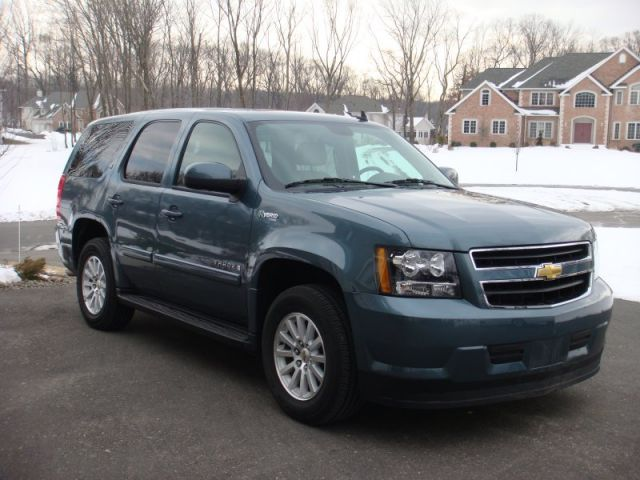 2009 Chevrolet Tahoe Hybrid Chevy Review Ratings Specs Prices