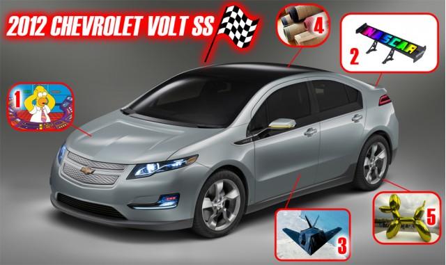 2012 Chevrolet Volt SS
