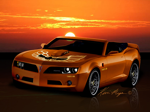 2010 Pontiac Trans Am Still Might Arrive…Sort Of