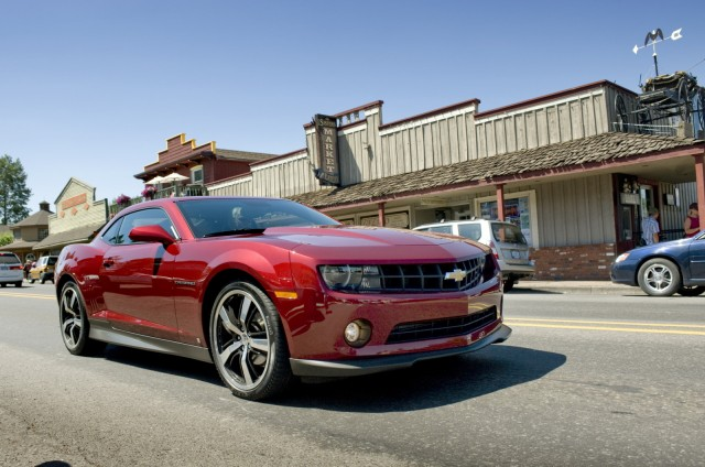 2010 Chevrolet Camaro 2LT -- Run to the Sun