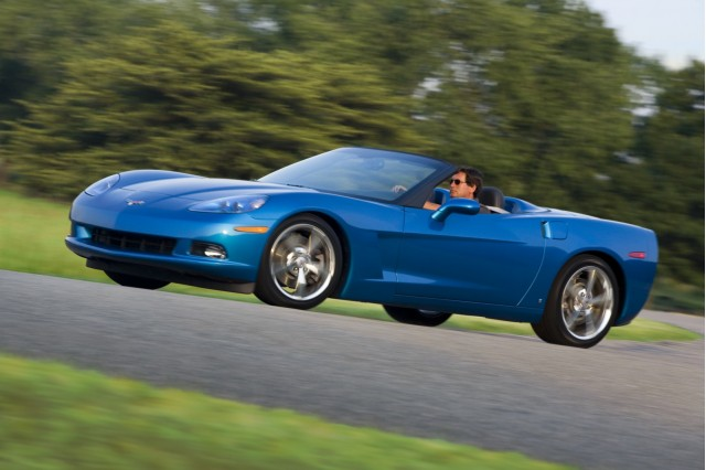2010 Chevrolet Corvette Convertible