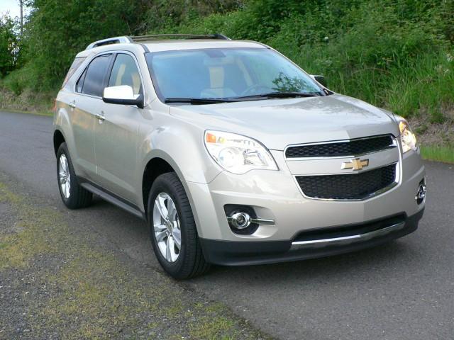 Driven: 2010 Chevrolet Equinox
