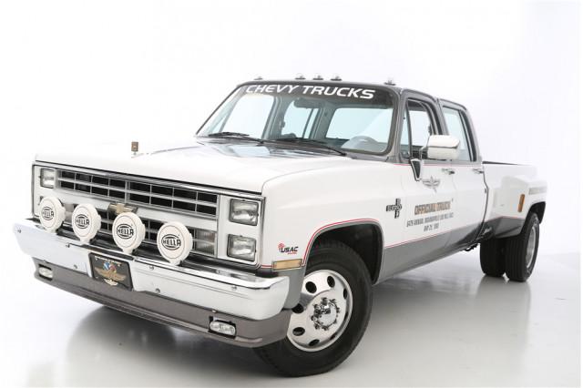"1987 Chevrolet R30 ""Cannonball Run"" recreation"