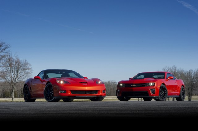 Chevy's Corvette ZR1 and Camaro ZL1