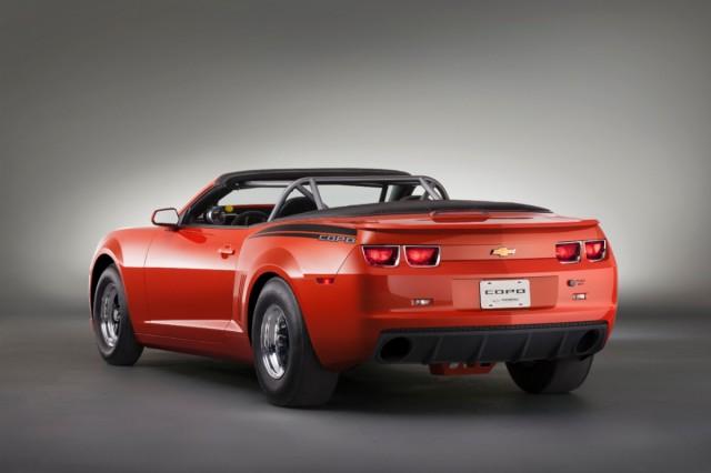 Chevy's final 2012 COPO Camaro