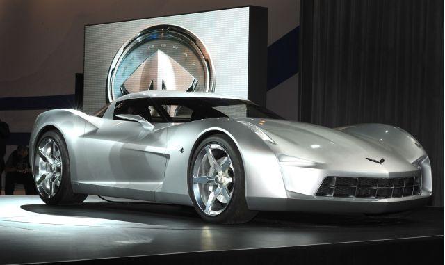 2009 Chicago Auto Show: Bumblebee Camaro & Four New Stars ...