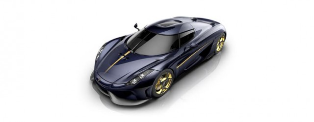 "Christian von Koenigsegg specs his ""dream"" Regera"