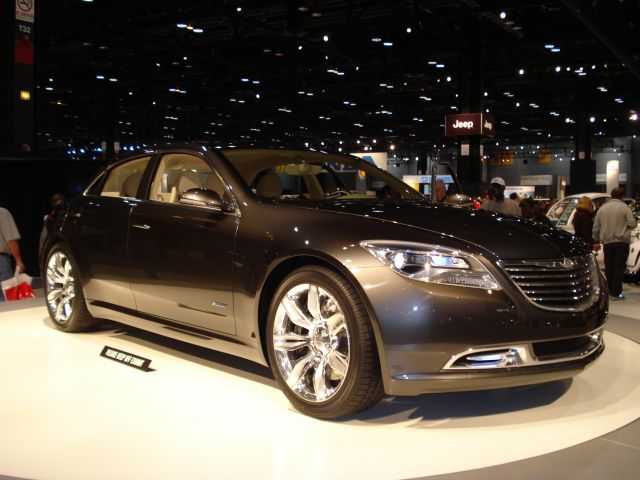 chicago auto show in the rear view. Black Bedroom Furniture Sets. Home Design Ideas