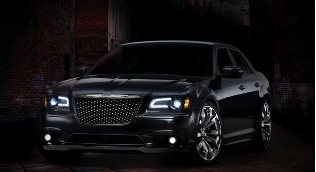 Chrysler 300 Ruyi Design Concept for the 2012 Beijing Auto Show