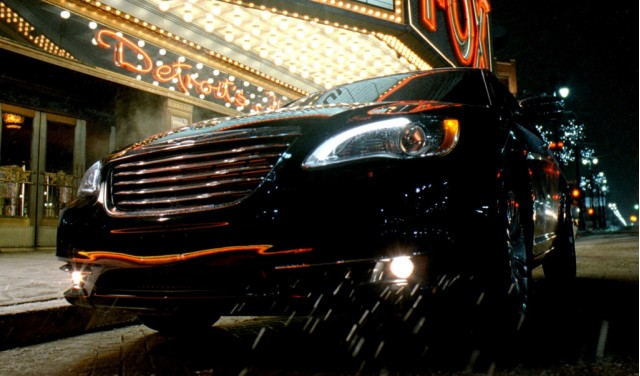 Chrysler Born of Fire Super Bowl XLV ad