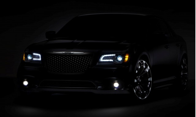 Chrysler design concepts for 2012 Beijing Auto Show