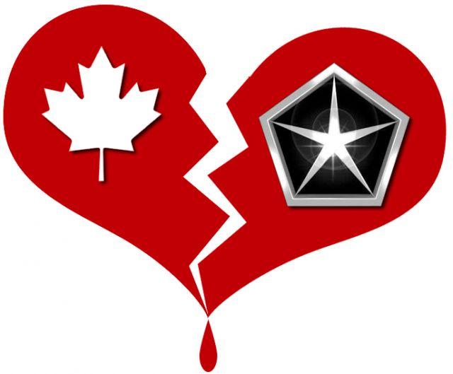 Chrysler dumping Canada?