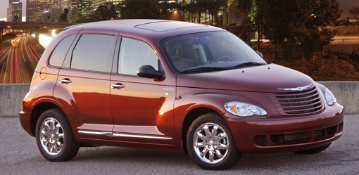 chrysler may retire pt cruiser after 09. Black Bedroom Furniture Sets. Home Design Ideas