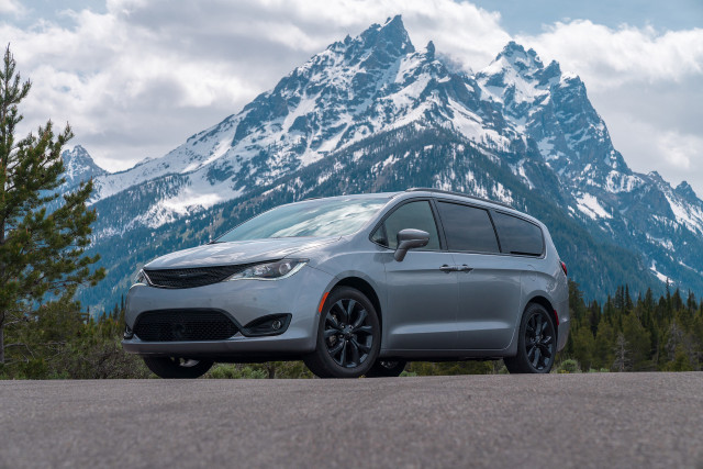 Chrysler Pacifica: Best Minivan To Buy 2020