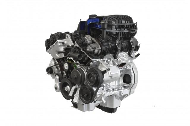 Fiat Chrysler Automobiles Pentastar V-6 engine