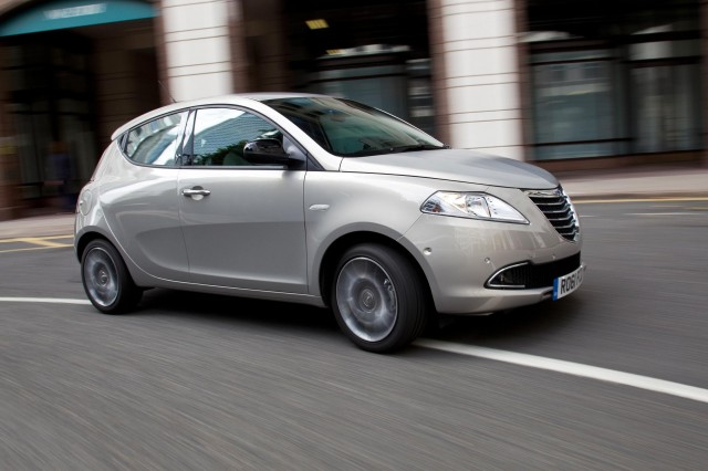 Chrysler Ypsilon TwinAir