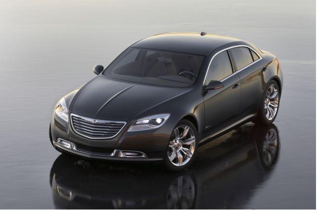 2009 Chrysler 200C Concept