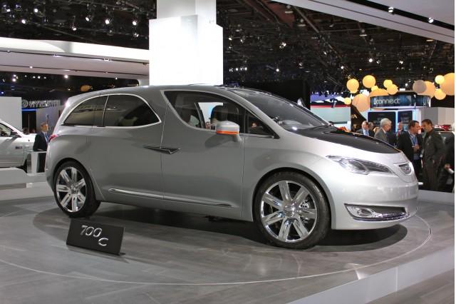 2012 Chrysler 700C Concept