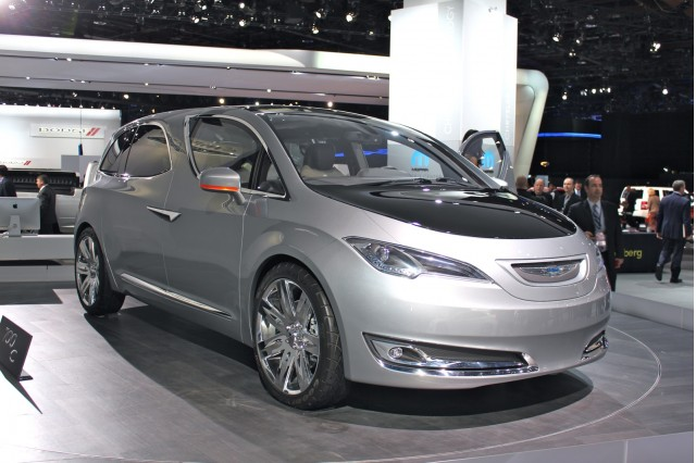 2012 Chrysler 700C Concept