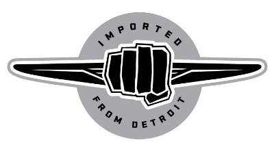 Chrysler's 'Imported from Detroit' bumper sticker