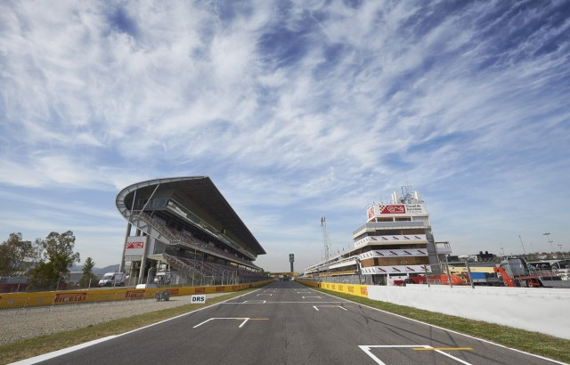 Circuit de Catalunya, home of the Formula One Spanish Grand Prix