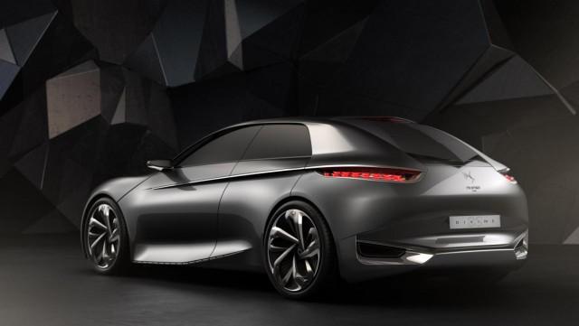 Citroën Devine DS concept, 2014 Paris Auto Show