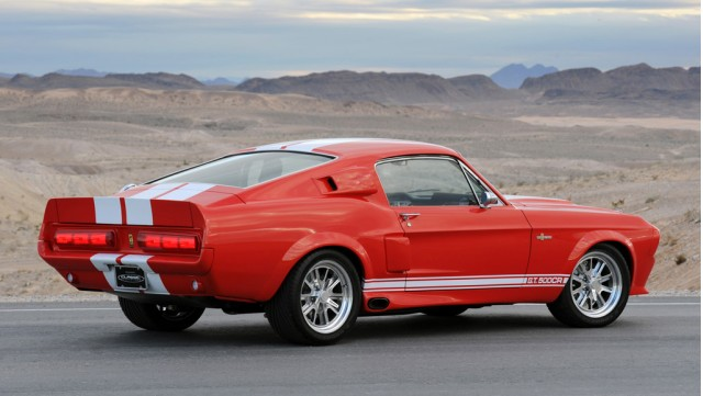 Muscle Car Collector Arrested For Sales Tax Evasion