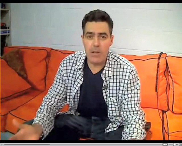 Comedian Adam Carolla complains about electric cars and energy policy on Gizmodo
