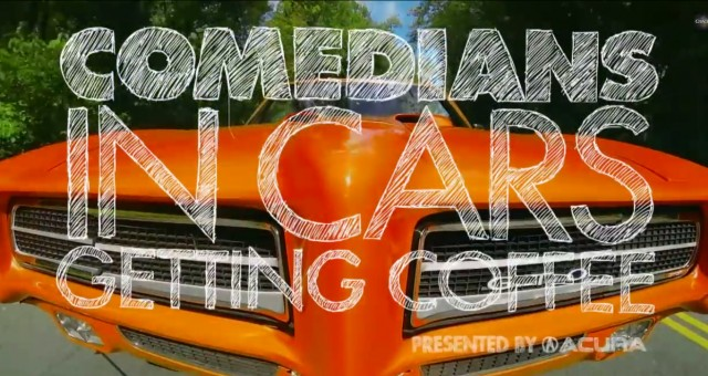 Comedians In Cars Getting Coffee Season 3