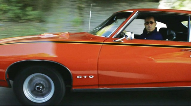 'Comedians In Cars Getting Coffee' starring Jerry Seinfeld