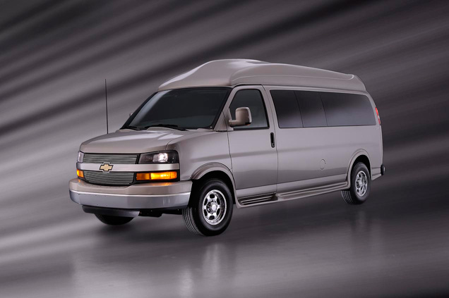 Five Reasons Conversion Vans Are A Great Alternative To An RV