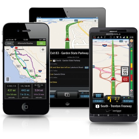 CoPilot Live app