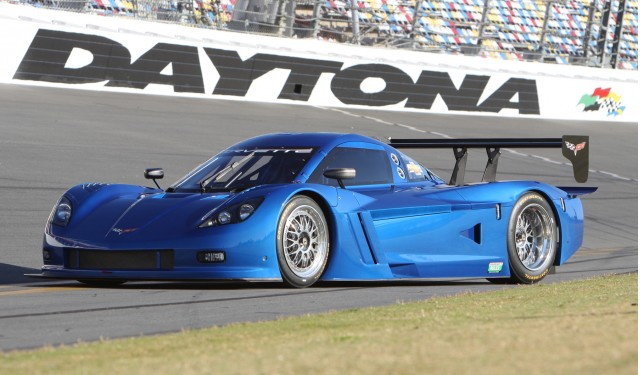 Corvette Daytona Prototype - Chevrolet photo
