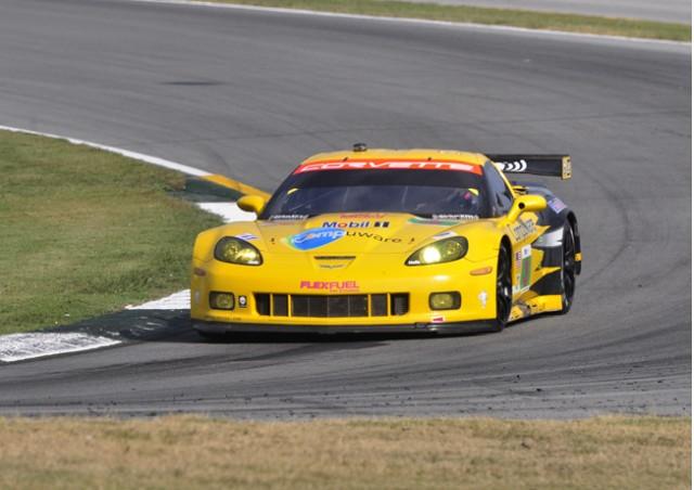 Corvette Racing at 2011Petit Le Mans - Anne Proffit photo