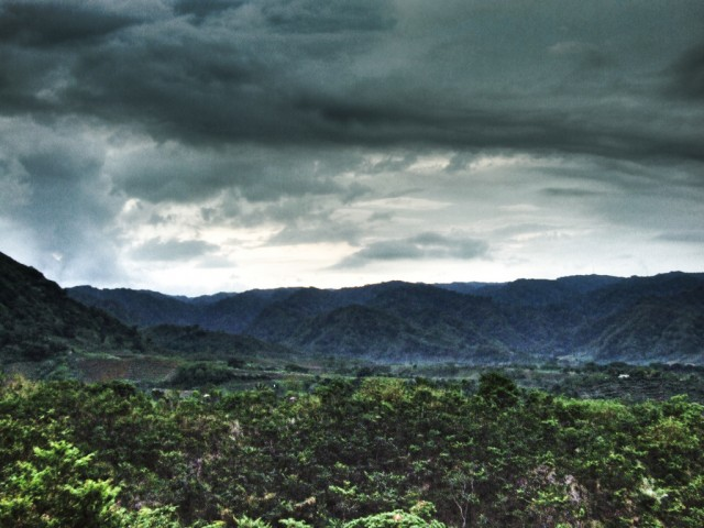 Costa Rica, by Flickr user Aaron Escobar (Used under CC License)