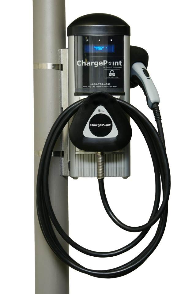 Need An Ev Recharge Chargepoint America Comes To Six New