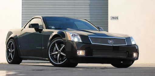 D3 Boosts Cadillac Xlr V Output To More Than 600hp