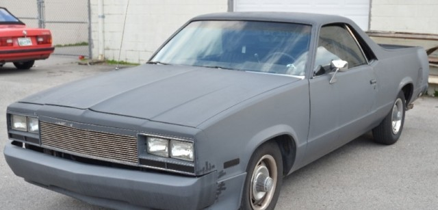 Daryl Hannah's BioDiesel El Camino Pickup Truck