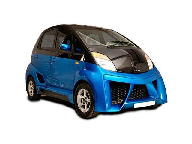 DC Design $220,000 Tata Nano