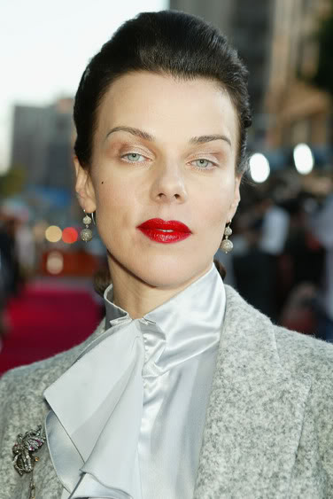 humpday mystery  what would debi mazar drive