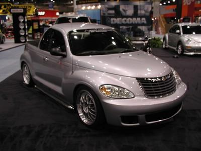 Decoma Cruiser SEMA 2001 concept