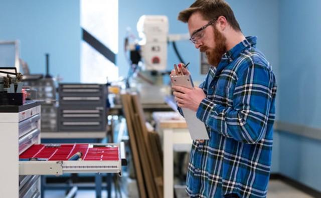 Desktop Metal workshop located in Burlington, Massachusetts