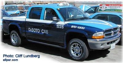 DeSoto Cab, Dodge Dakota Club Cab, by Cliff Lundberg on AllPar.com