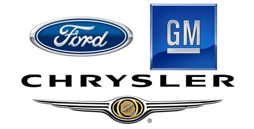 Detroit Big Three Car Companies